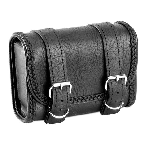 "River Road 107732 Braided Tool Pouch (8-1/2"" W X 5-1/2"" H X 3"" D)"