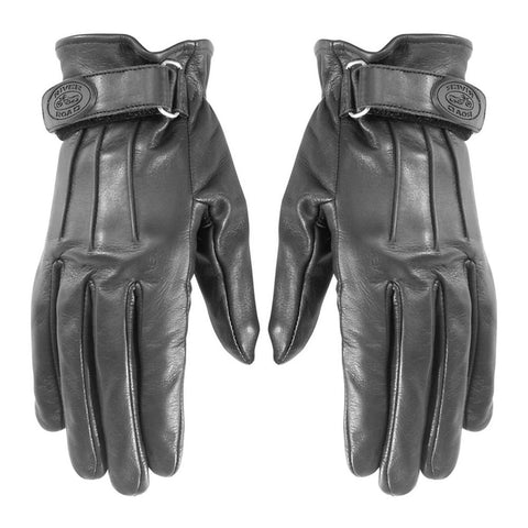 River Road 04/G/2316 Laredo Leather Gloves - Black