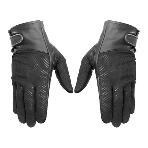River Road 2002/G/2056L Pecos Mesh Gloves - Black