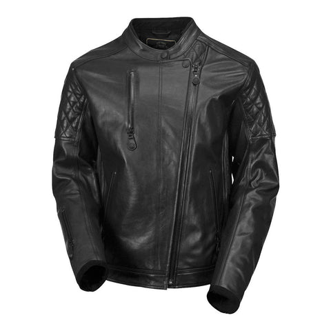 Roland Sands Clash Black Ops Leather Jacket
