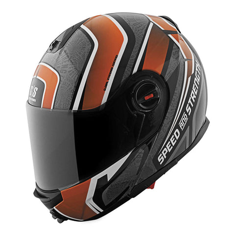 Speed & Strength 878761 Lock & Load SS1700 Modular Helmet - Gloss-Orange