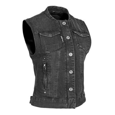 Speed & Strength Women's Glory Daze Denim Vest