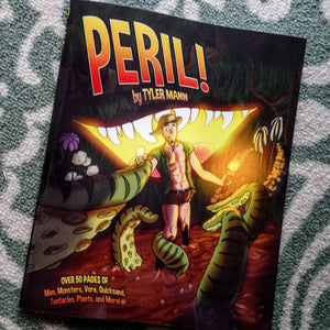 Peril! Bonus Comics Book