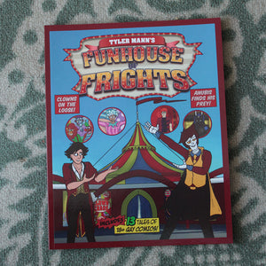 Funhouse Of Frights Vol 1