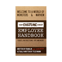 Load image into Gallery viewer, The Costume Shop Employee Handbook