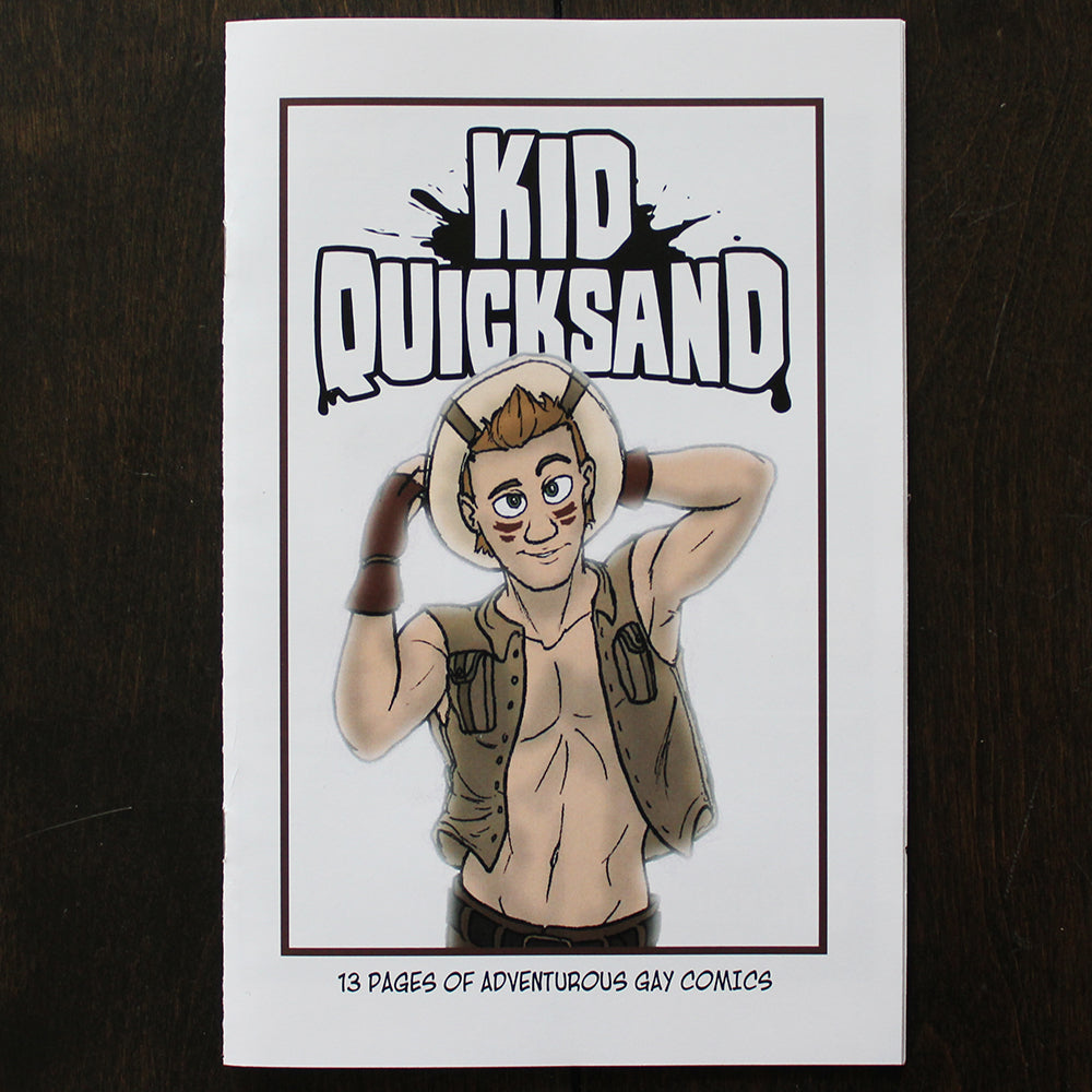 Kid Quicksand Mini-Book
