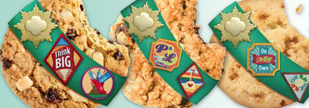 It's Gluten-Free Girl Scout Cookie Time!