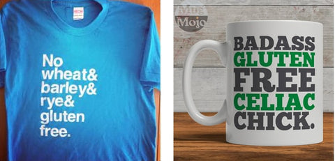 Cool Gluten-Free Swag