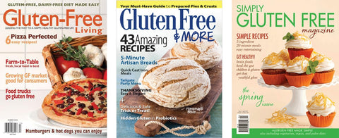 The Best Gluten-Free Living Magazines for Celiacs