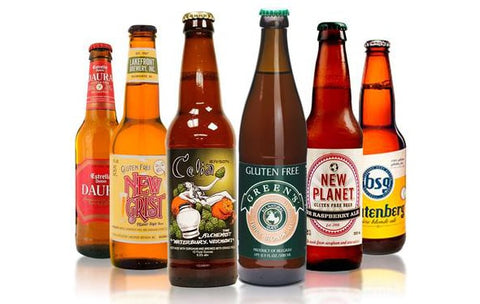 The Best Gluten-free Beers