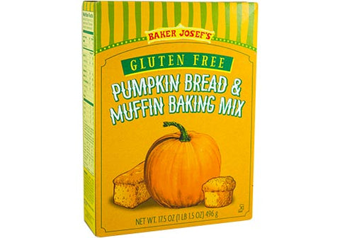 Trader Joe's Gluten-Free Pumpkin Bread Mix