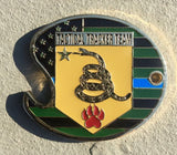 Tracker Team Challenge Coin