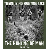 Hunting Man T-Shirt 2015 Tactical