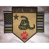 Tracker Team Patch