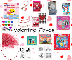 Valentine Must Haves!