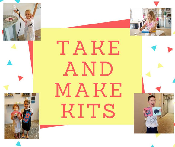 Take and Make Kits