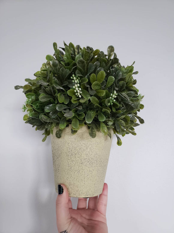 FREE U.S. SHIPPING!!!   Topiary  I  Farmhouse décor  I  Greenery