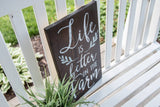 FREE SHIPPING!!!  Life is better on the farm wood sign.  Farm sign  I Farm life  I  farmhouse