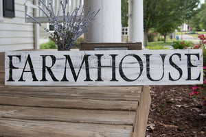 FREE SHIPPING!!!  Farmhouse pallet sign  I  farmhouse  I  wood signs  I  farmhouse sign  I  Rustic wood sign