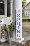 FREE U.S. SHIPPING!!!   Reversible Porch signs  I  Front porch decor