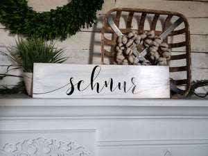 FREE U.S. SHIPPING!!!   Last name wood sign  I  wedding gift  I  housewarming