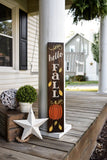 FREE SHIPPING!!!  Hello Fall porch sign  I  Fall  I  Fall sign  I  Fall decor  I  Porch sign  I  Autumn