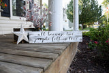 FREE SHIPPING!!!   All Because two people fell in love pallet sign  I  Weddings  I  Wedding sign  I Wedding decor