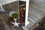 FREE SHIPPING!!!!   Happy Fall Y'all porch sign  I  Happy Fall sign  I  fall sign  I fall  I fall decor