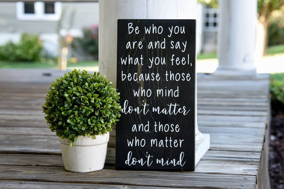 FREE SHIPPING!!!   Be who you are wood sign.  Nursery, Classroom, Teachers, Nursery sign, Teacher gift, Classroom sign.