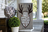 FREE SHIPPING!!!   Reindeer names wood sign.  Reindeer, Christmas, Christmas decor, Christmas sign, Wood reindeer.