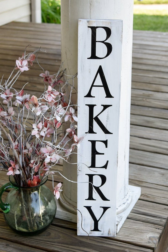 FREE U.S.  SHIPPING!!!   Bakery wood sign  I  Bakery  I  Bakery sign