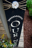 FREE SHIPPING!!!!     I   Our nest I  Front porch decor  I  porch sign  I  Door decor  I  Our nest sign