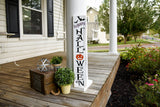 FREE SHIPPING!!!  Happy Halloween porch sign  I  Halloween  I  Halloween sign I  Halloween porch sign I  Fall sign  I  Fall decor  I  Pumpkin