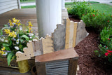 FREE SHIPPING!!!   Kentucky pallet I   Kentucky decor  I  Kentucky  I  Kentucky Wedding  I  Home decor