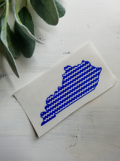 FREE U.S. SHIPPING!!!   Kentucky vinyl decal