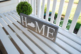 FREE U.S. SHIPPING!!!   Kentucky home wood sign  I  Kentucky  I  Kentucky decor  I  Housewarming gift