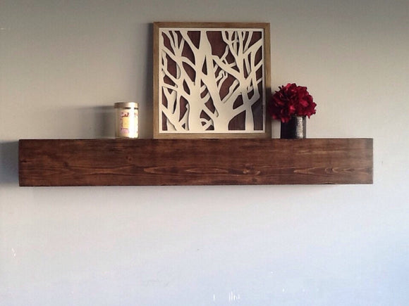 FREE U.S. SHIPPING!!!  Fireplace wood mantel  I  Fireplace mantel
