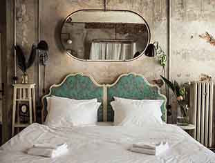 Mirrors for Hotels