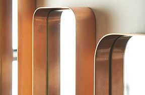 Collection - Contemporary Mirrors