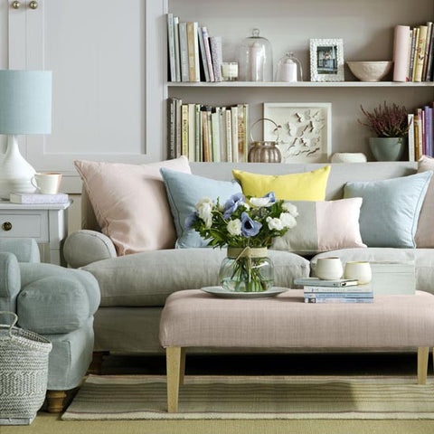 Ideal Home pastel shades