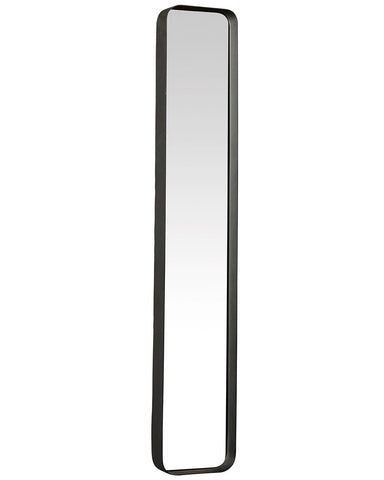 Kelly Rectangular Mirror with Black Frame