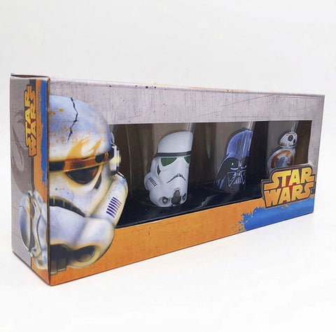 Set de vasos shot Star Wars