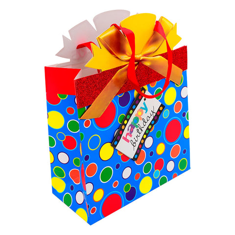 Funda de Regalo Happy Birthday - Regalos Ecuador