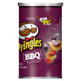 Lata de papas Pringles Grab And Go Potato Crisps BBQ Flavored 2.5 oz 67 g - Regalos Ecuador