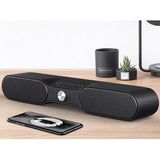 Parlantes bluetooth New Rixing NR-4017