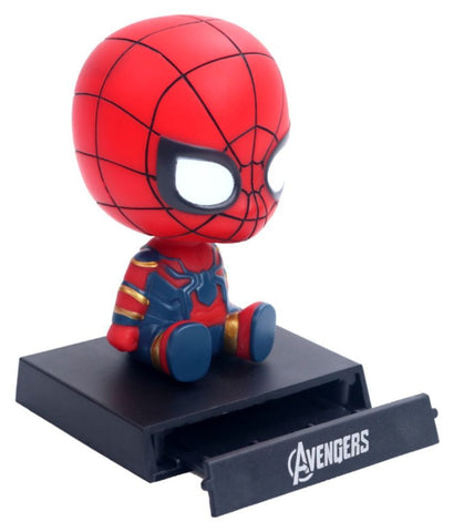 Portacelular Spiderman - Marvel - Regalos Ecuador