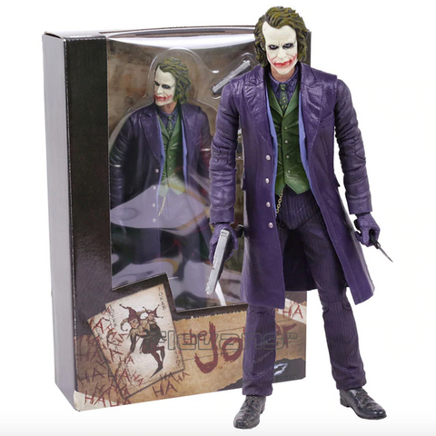 Figura de colección Batman - DC Comics The Joker  - The Dark Night - 30 cm