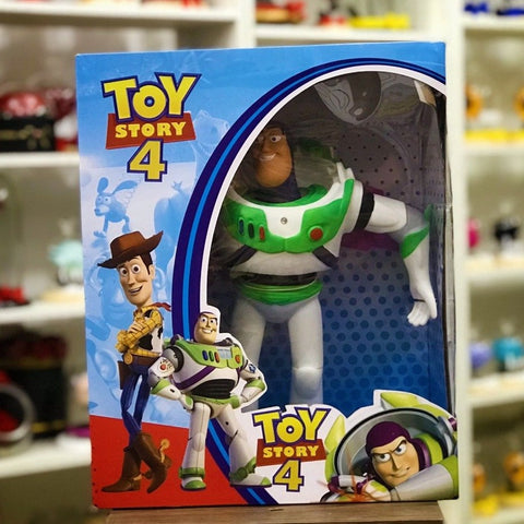 Figura de coleccion Buzz Lightyear - 30 cm