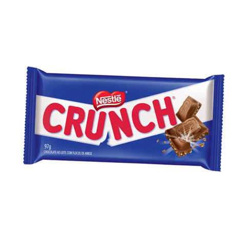 Barra de chocolate Crunch XL - Regalos Ecuador