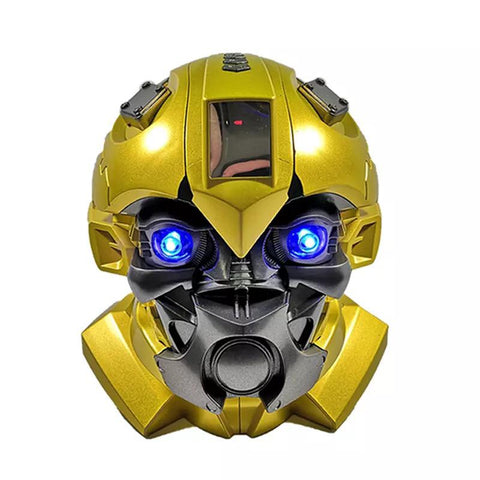 Parlante Bluetooth Bumblebee Gigante Transformers